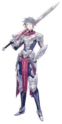 Games Movies Music Anime: Lord of Apocalypse Game and Character Arts