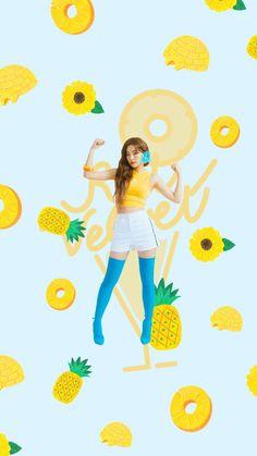 #Seulgi #SummerMagic