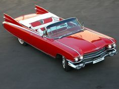 1959 Cadillac Convertible Maintenance/restoration of old/vintage vehicles: the material for new cogs/casters/gears/pads could be cast polyamide which I (Cast polyamide) can produce. My contact: tatjana.alic@windowslive.com