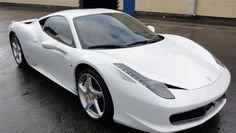 Samochód do ślubu Ferrari 458 Spider – HUMMER LIMUZYNA