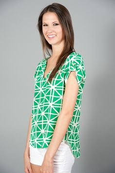 $138 Avery Top -- in BLUE in store!!