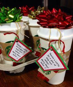 Dollar store christmas gift idea holidays pinterest dollar decoraciones navideas que salieron del corazn de un godinez christmas thank you giftscoworker solutioingenieria Images