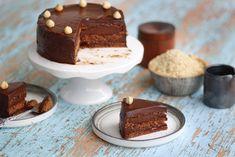 ΒΑΣΙΚΗ ΣΥΝΤΑΓΗ ΓΙΑ ΤΟΥΡΤΑ ΣΟΚΟΛΑΤΙΝΑ | Cool Artisan Cheesecake, Pudding, Chocolate, Cooking, Desserts, Food, Kitchen, Tailgate Desserts, Deserts
