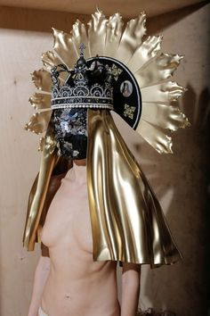 'Gods', the SS 2014 collection of Konstantin...