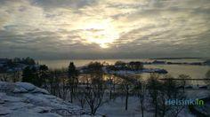 Ullanlinnanmäki in January Helsinki Helsinki, Homeland, One Pic, Sweden, Scandinavian, January, Sunset, Pictures, Outdoor