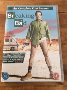 #Breaking bad #complete 1st first #season 1. dvd box set. new, but unsealed. uk r,  View more on the LINK: http://www.zeppy.io/product/gb/2/301867978769/