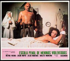 Escola Penal de Meninas Violentadas (1977) | EROTICAGE || Watch Online 60s 70s 80s Erotica,Vintage,Softcore,Exploitation,Thriller