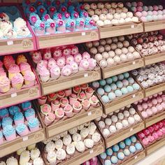 Omg it's a bakery… in lush
