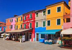 Burano - Village Colour