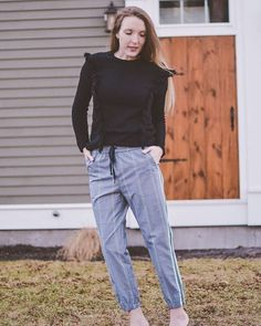 PSA: track pants are