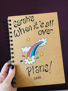 The perfect notebook for planning what happens later in the year! Easy Arts And Crafts, Fun Crafts, Diy And Crafts, Journal Questions, Free Notebook, What To Do When Bored, Pen Pal Letters, Bff Birthday, Bullet Journal Themes