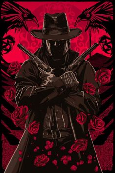 The Red Fields of None - The Dark Tower •The Dark Inker