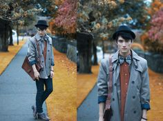 Can't steal happiness (by Nigel Lew) http://lookbook.nu/look/2596501-can-t-steal-happiness