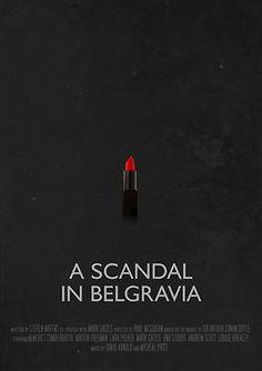 25 Days of Sherlock: day 9: Favorite Episode: A Scandal in Belgravia