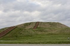 Ancient North-American Mounds
