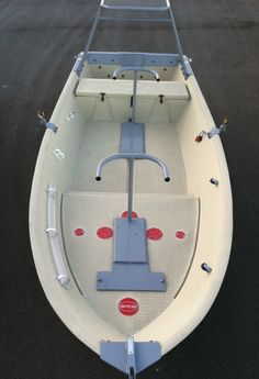 Microskiff - Dedicated To The Smallest Of Skiffs Mako Boats, Small Fishing Boats, Skinny Water, Boston Whaler, Yacht Builders, Boat Lift, Build Your Own Boat, Boat Projects, Jon Boat