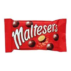 Mars Maltesers are chocolate covered malted milk balls. Imported from the UK.
