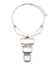 MexZotic Sterling Silver Geo Pendant Necklace | zulily