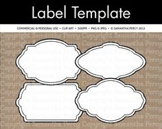 Label Templates Free Endearing Free Label Templates  Template  Pinterest  Free Label Templates .