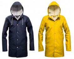 Should have one: Stutterheim Stockholm Gul raincoat