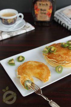Pancakes vegani con Nergi
