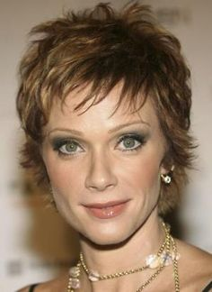 Short Fine Hair Older Women | Short hairstyles for women over 40 with thin hair 1