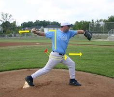 Youth Baseball Pitching: Teaching Proper Mechanics Critical