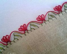Needle Lace The moment Ifirst laid eyes on oya needlework was not as profound as one might imagine. Crochet Unique, Easy Crochet, Crochet Lace, Crochet Trim, Stitch Crochet, Crochet Stitches, Crochet Patterns, Thread Crochet, Hand Embroidery
