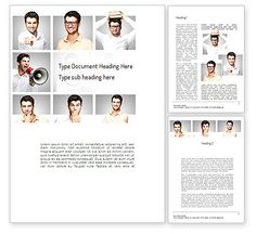 Variety Emotions Word Template  http://www.word.poweredtemplate.com/word-templates/people/11124/0/index.html