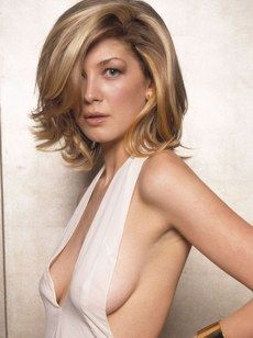 Rosamund Mary Elizabeth Pike (born 27 January 1979) is an English actress. Her film roles include villainous Bond girl Miranda Frost in Die Another Day.