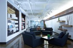 Wella Opens World Studio in New York City | Check out their beautiful #studio at salonmagazine.ca