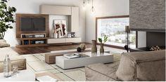 Tienda muebles modernos,muebles de salon modernos,salones de diseño Madrid: Fotografias de muebles de salon modernos