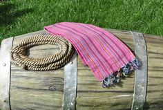 Turkey Towels Large Beach Blanket Picnic Blanket by Ottomaniacs, $22.99