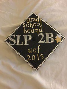 My graduation cap for UCF!