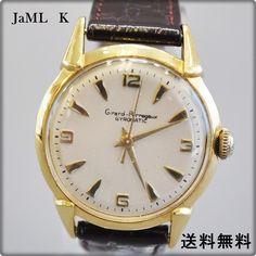 時計 《king》k0624 ジラールペルゴアンティーク手巻き Watch girard perregaux ¥48000yen 〆04月23日