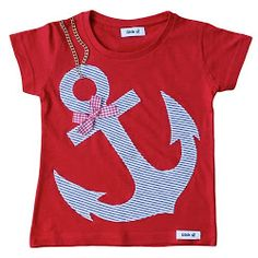karmuca and cuquino: birdhouse Nautical Mickey, Nautical Shirt, Shirt Embroidery, Fabric Painting, Fashion Outlet, Birthday Shirts, Kids Wear, Kids Fashion, Womens Fashion