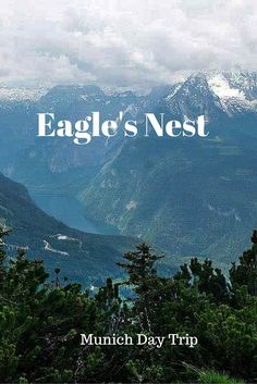 Looking for an adventurous day trip outside Munich, Germany? Go check out Eagle's Nest, Hitler's vacation home with amazing views you can't miss. Munich eaglesnest Kehlsteinhaus germany