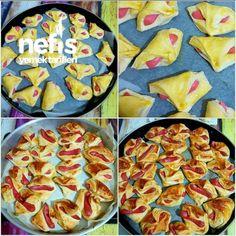 Sana Poğaça – Nefis Yemek Tarifleri Hawaiian Pizza, Pasta, Food, Meal, Essen, Hoods, Meals, Eten, Pasta Recipes