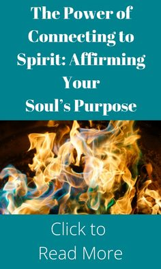 The Power of Connecting to Spirit: Affirming Your Soul's Purpose Online Yoga Teacher Training, I Am Awesome, Amazing, Chakra Healing, Yoga Meditation, Tarot, Connection, Purpose, Spiritual