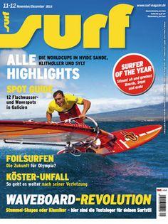 Magazin & Service|SURF-MAGAZIN.de