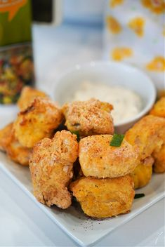 Homemade air fryer fish nuggets using cod tilapia or salmon turn out great! With a light breading they're tender but crispy on the outside. #airfryerfishnuggets #airfryerfish #airfryercod #fishnuggets #fishbites Air Fryer Tilapia Recipe, Air Fryer Fish Recipes, Air Fryer Dinner Recipes, Easy Fish Recipes, Beef Recipes For Dinner, Easy Meals, Breaded Tilapia, Fish Nuggets, Air Fryer Cooking Times