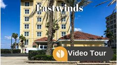 Eastwinds Oceanfront Condos are a new class of luxury living on the ocean in Jacksonville Beach for smaller condominiums. The Eastwinds condominium is 9 floors and… Beach Video, Jacksonville Beach, New Class, Condos, Condominium, Luxury Living, Ocean, Tours, Pictures