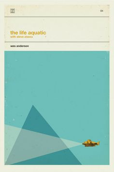 Wes Anderson's 'The Life Aquatic With Steve Zissou'.