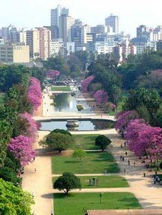 Parque da Redenção, Porto Alegre, Brasil
