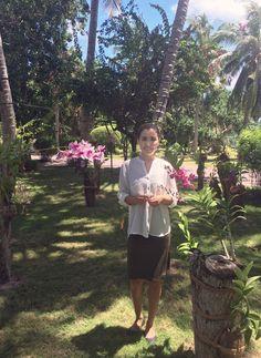 Orchideas garden sun island Maldives