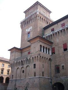 Riapre al pubblico dal 15 ottobre la Torre dei Leoni del Castello Estense
