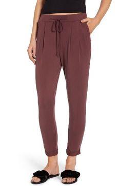 Lira Clothing Lira Clothing Morrisyn Woven Pants available at #Nordstrom