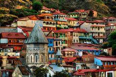 Old Tbilisi, Georgia