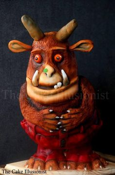 ~the cake illusionist | Gallery - Gruffalo~