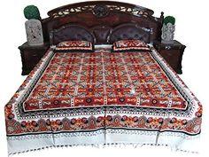 Mogul Indi Boho Tapestry Bedspread Handloom Cotton Coverlet Blanket Pillowcovers Mogul Interior http://www.amazon.com/dp/B00RCLE2UY/ref=cm_sw_r_pi_dp_8GT.ub05KBPW6